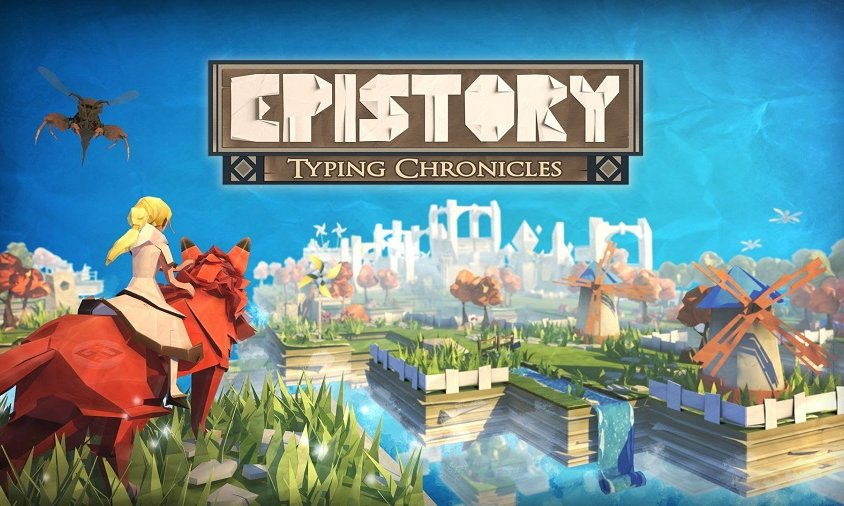 Epistory – Typing Chronicles – DE